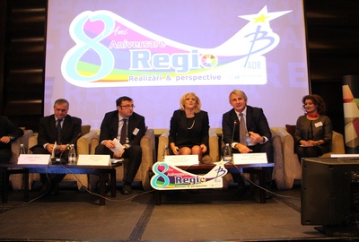 Conference REGIO Results and Perspectives in Bucharest-Ilfov Region 2014