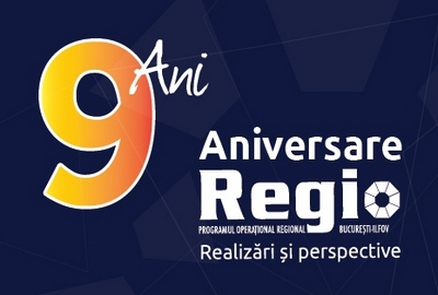 Conference 'REGIO Results and Perspectives in Bucharest-Ilfov Region' 2015